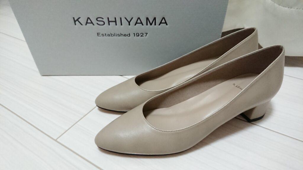KASHIYAMA オーダーパンプス